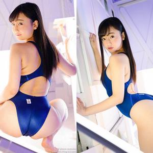 競泳HIP FETCH 永井すみれ【サイン入り】