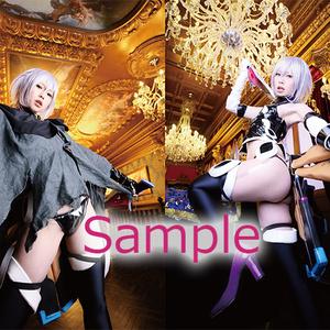 【17夏】FateGirlsOrder 28Pフルカラー写真集