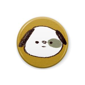 犬ちゃん缶バッチ