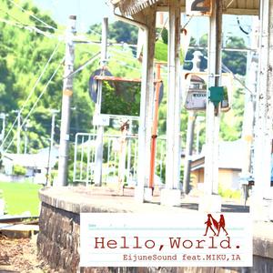 Hello,World EijuneSound feat.MIKU,IA