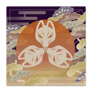 マウスパッド[狐面2]