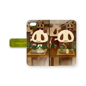 iPhone5ケース*カフェver.*