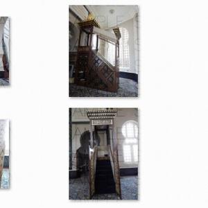 写真素材_宮殿風モスク・3264×2448