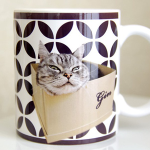 銀ラムマグカップ