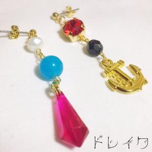 Fate フランシス・ドレイク イメージアクセサリー
