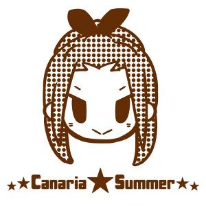 Canaria★Summer 渚Pパーカー