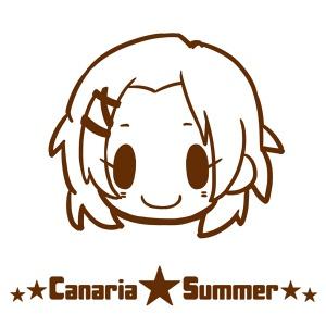 Canaria★Summer 薫Pパーカー