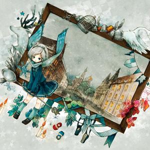 ポストカード - 『Losika & Snowland』