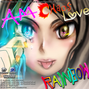 音楽アルバム『AM CHAOS LOVE RAINBOW』