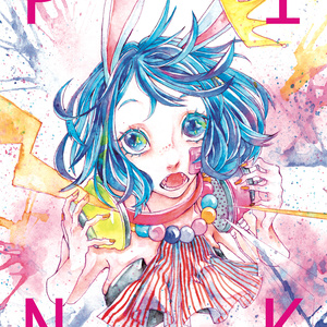 IllustrationBook 【PINK】 Girls collection vol.1
