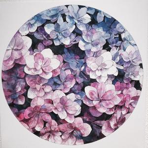 Flower -01 原画