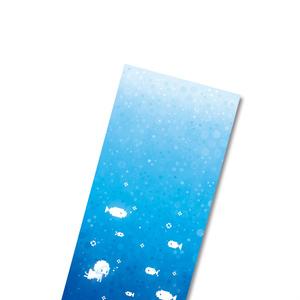 ドット絵iPhone5/5S用ケース[ブルー]