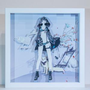 花粉バスター/Shadow box