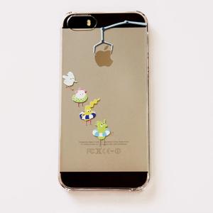 iPhoneケース「ピグメントリップ」(iPhone 5S対応)