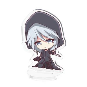 アサシンちゃん-アクリルフィギュア