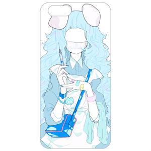 iPhone6 Plusケース-ブルーナース-