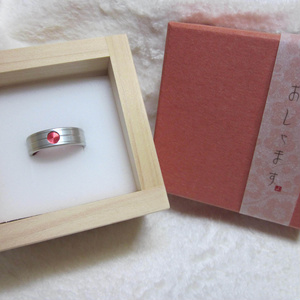 ボーキサイト(A7075)製 ケッコンカッコカリ指輪