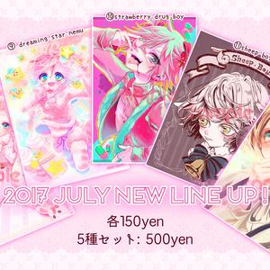 ♡Original post card♡
