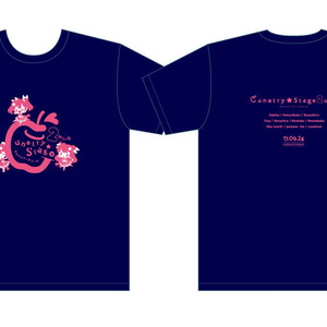 Cunetry☆Stage2 Tシャツ