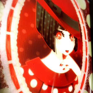 おしゃれ・すき・おんなのこ- RETORO RED -
