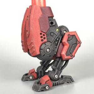 3Dプリントキット メガミデバイス用レッグユニット