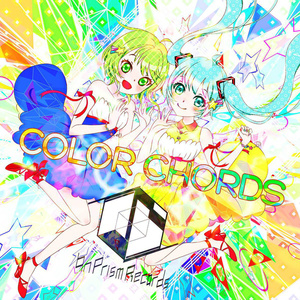 2nd EP 「COLOR CHORDS」