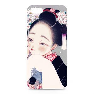 「羽二重」iPhoneケース