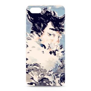 「ふゆげ」iPhoneケース