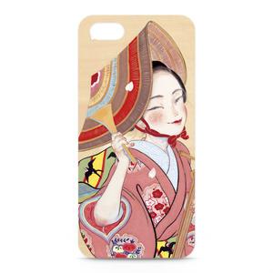 「花咲み」iPhoneケース