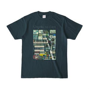 ドット絵 DTM機材 Tシャツ