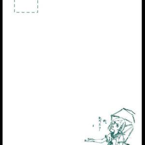 ポストカード『雨の匂い』(広島県尾道市)