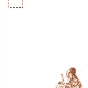 ポストカード『知らない花火』(広島県・尾道)