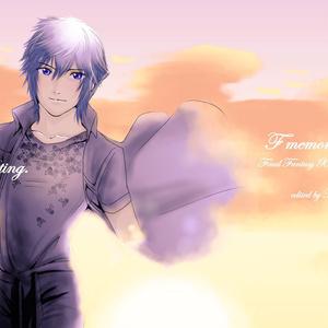 【FF15同人誌】F memories 3