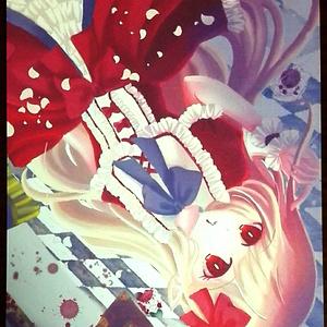 ポストカード(吸血鬼)