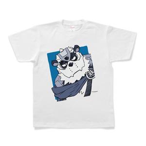 パンダーさんTシャツ『斜め』