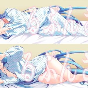 五月雨ちゃん添寝枕カバー【予約】【通販用】