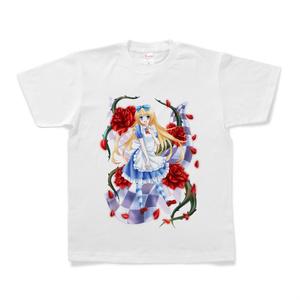 美人画Tシャツ003