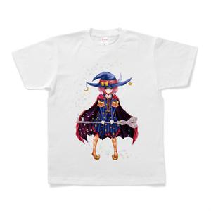 美人画Tシャツ004