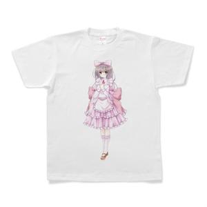 美人画Tシャツ014