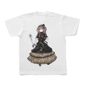 美人画Tシャツ022