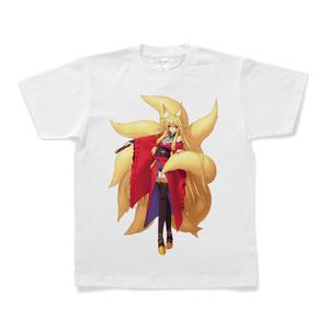 美人画Tシャツ026