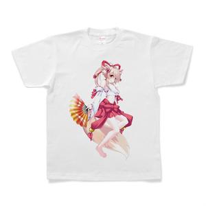 美人画Tシャツ027