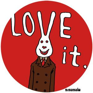 LOVE it. / トートバッグ
