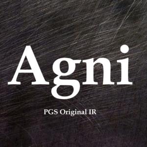 """PGS Original IR """"Agni"""""""