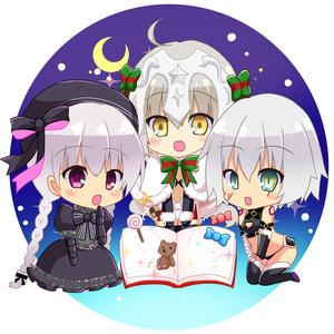 Fate/Apocrypha&Fate/GrandOrderアクリルキーホルダー<BIGサイズ&7cmサイズ>