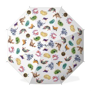 ウミウシ雨傘