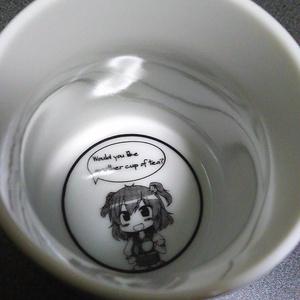 映姫様の休憩しましょうマグカップ