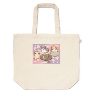 トートバッグ(桜餅)