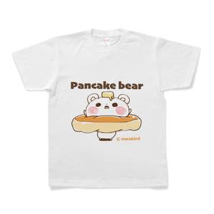 パンケーキクマ Tシャツ