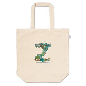 トートバッグ  niniracheo-font「Z」